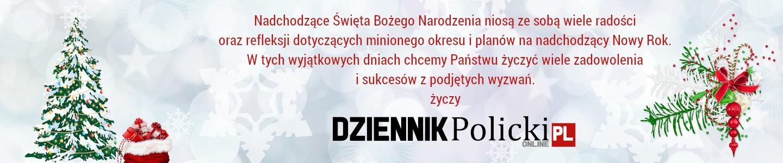 reklama | Życzenia Bożonarodzeniowe Dziennika Polickiego